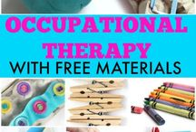 Occupational Therapy Tips for Kids