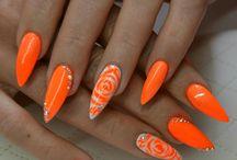 nails and hair!