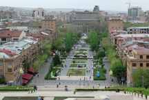 Armenia / Photos taken by David Stanley on a visit to Yerevan and southern Armenia.