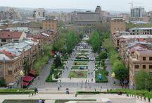 Armenia / Photos taken by David Stanley on a visit to Yerevan and southern Armenia.