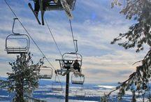 Ski Resorts of Idaho