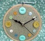 Intresting Clocks / by Pamela Clocherty