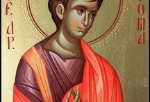 św. Tomasz apostoł/ st. Thomas apostol