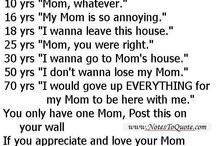 Mum u were the Best