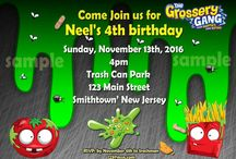 Grossery gang party
