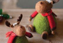 Moose, Reindeer & Deer