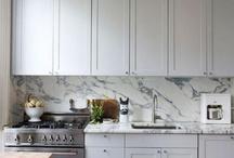 KITCHENS / My dream kitchens / by J. Parker