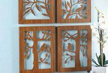 dekoratif tablo