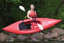 Kayaking / Everything about Kayak's, Sporting equipment, boats, kayak accessories.