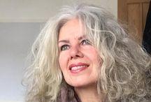 Grey hair inspirations