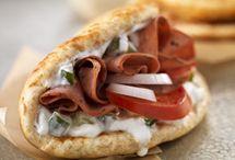 Sandwiches...