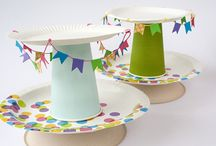 Cakes stands / by La AI