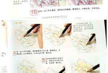Chinese painting books