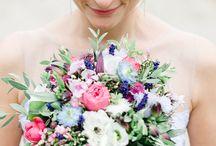 wedding flowers / Welcher Strauß ist der Richtige? Hier findest du schöne Ideen für deinen Brautstrauß