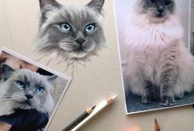 Commissions / Pet commissions I have completed