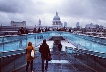 Top places: London