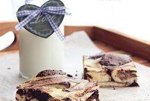 Backrezepte - cake and sweety / by Manu Holl