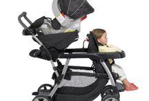 Tandem Stroller