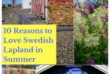 Sweden - Places to see & things to do!