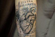 Bad-Ass tattoos / by Danielle Love