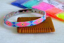 Bracelets en perles