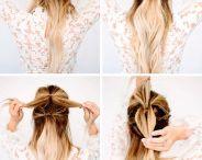 Pomysły na fryzurę