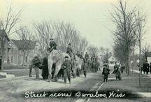 Baraboo: Vintage Post Cards