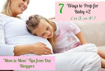 Baby Info / Breastfeeding, tips & tricks, sibling interaction.