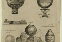 Regency Ballooning / Ballooning during the Georgian and Regency periods.