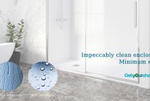 Teknoclean / Cleaning shower enclosures.