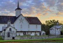 Churches & Barns / by Dorothy Heisey