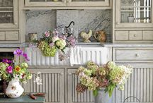 Beautify kitchen cabinets