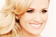 Carrie Underwood / Perfection at its finest! / by Megan Hensley