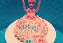 Barbie cake by RINA