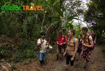 Inka Jungle Trail / Inka Jungle Trail best adventure tour in Cusco Peru