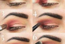 Heat makeup