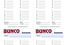 Bunco / by Monique Joines