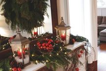 Christmas Interiors / by Sara Hayden