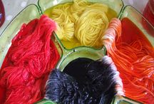Dyeing / by Laima Sellmer