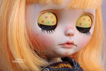 Beautiful Blythe Dolls / Pictures of beautiful Blythe dolls