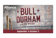Bull Durham at the Alliance Theatre