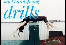 Acro skills