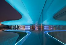 Photographers Hufton+Crow flew out to Doha and took these images of our new building for Al Jazeera.