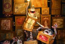 The Boxtrolls / by Marquee Cinemas