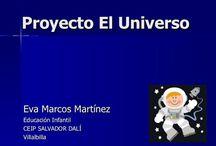 """Proyecto """"El espacio"""""""