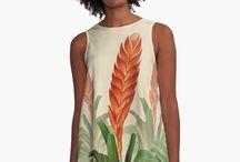 Botanical outfits
