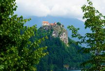 'Surviving' Slovenia / Adventures in Slovenia. Places we've been and places we're planning to explore!