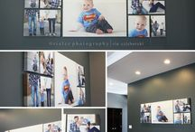 wall displays for your pictures