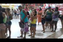 Boato sobre bolsa Família gera Fila Gigante - Shopping Prêmio