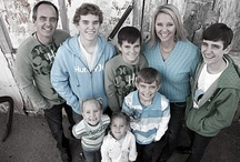 family pic ideas / by Della Norman
